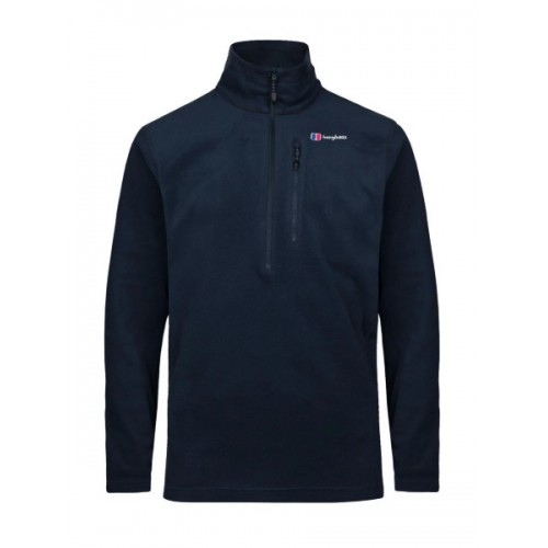 Berghaus Mens Prism Micro Half Zip Fleece - Blue
