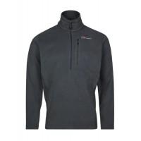 Berghaus Mens Prism Micro Half Zip Fleece - Grey