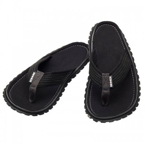Sinner Beach Slaps III Flip Flops - Black