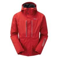 Keela Stratus SDP Waterproof Jacket Rescue red
