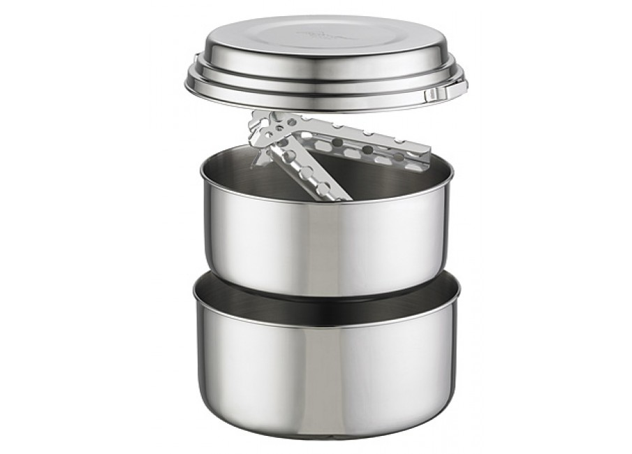 Cooking Pans, Utencils and Food Storage