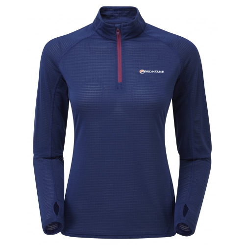 Montane Womens Allez Micro Pull-On