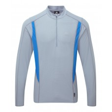 Mountain Equipment Ignis Long Sleeve Zip Tee