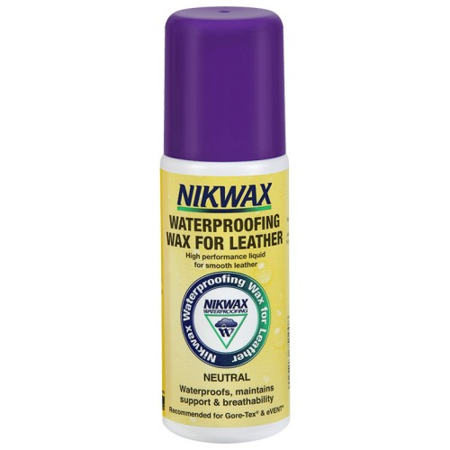 Nikwax Aqueous Wax Waterproofing for leather
