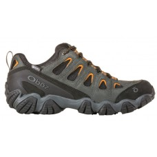 Oboz Mens Sawtooth II Low Walking Shoe