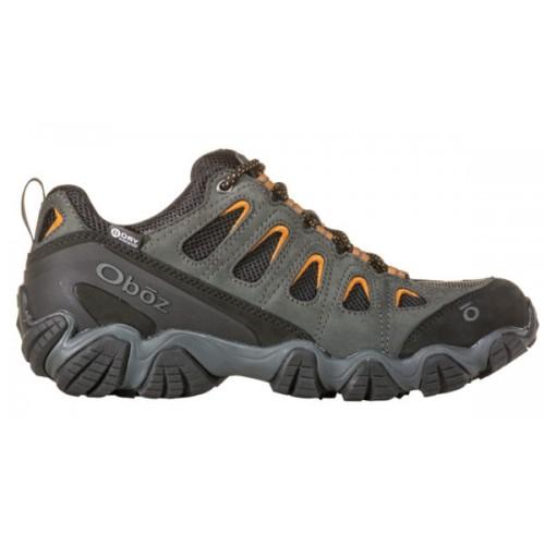 Oboz Mens Sawtooth II Low Walking Shoe