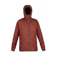 Paramo Men's Helki Waterproof Jacket - Outback red