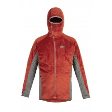 Paramo Mens Ostro Plus Fleece Jacket - Outback Red