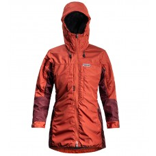 Paramo Womens Alta III Jacket - Outback Red/Wine