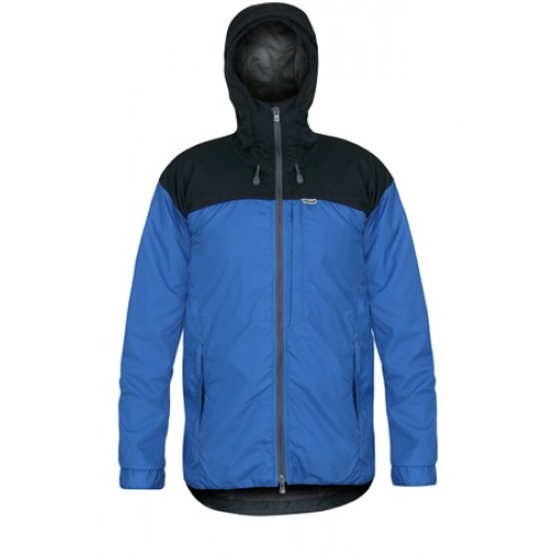 Paramo Men's Helki Waterproof Jacket - Midnight/Reef