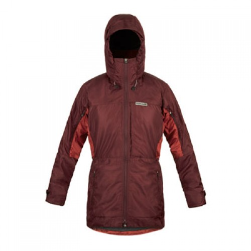 Paramo Womens Alta III Jacket Elderberry - Wine