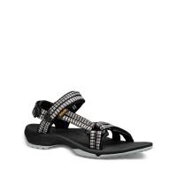 Teva Womens Terra Fi Lite Sandal Samba Black