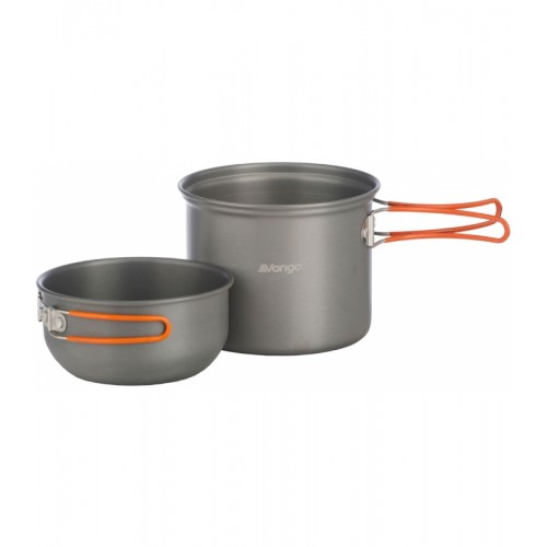 Vango Hard Anodised 1 Person Cook Kit