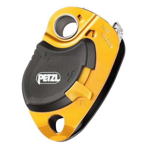 Petzl Pro Traxion Self Locking Pulley