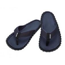 Sinner Flip Flops Blue
