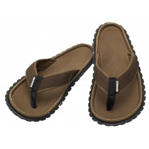 Sinner Flip Flops Brown