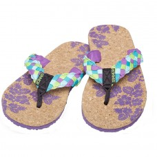 Sinner Sun Island Flip Flop - Purple