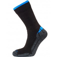 Horizon Merino Hiker Sock Brown Marl/Blue