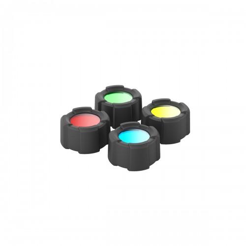 Led Lenser 32.5mm Colour Filter Set for MT10