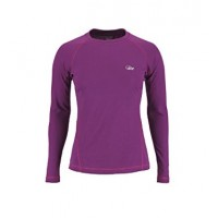 Lowe Alpine Womens Dryflo 120 Long Sleeve Top