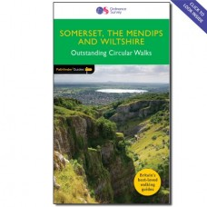 Pathfinder Guide Somerset, the Mendips & Wiltshire