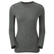 Montane Ladies Primino 140 L/S Crew Neck Basleyer