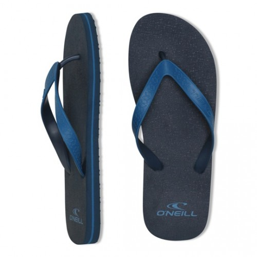 O'Neill Friction Flip Flop Carbon Blue
