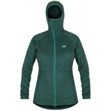 Paramo Womens Alize Fleece Jacket - Cyan