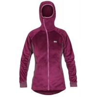 Paramo Womens Alize Plus Fleece Jacket - Foxglove