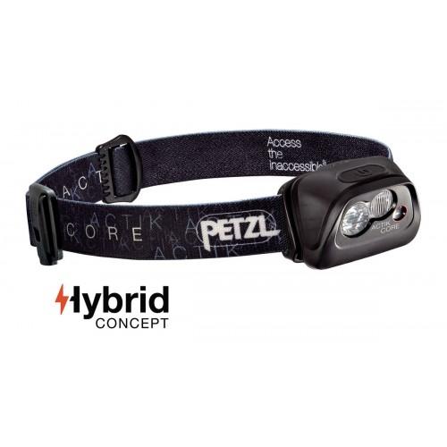 Petzl Actik Core Rechargable Head Lamp