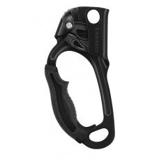 Petzl Ascension Handled Ascender Black Left Hand