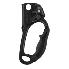Petzl Ascension Handled Ascender Black Right Hand