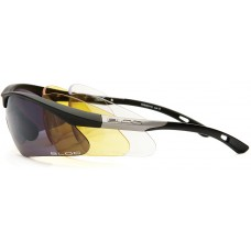Bloc Shadow Multi Lens Sunglasses Set