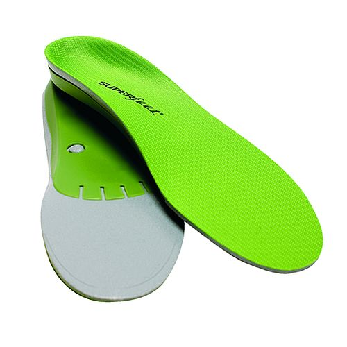 Superfeet wide Green Footbed