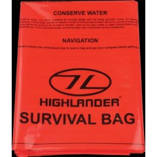 Emergency Survival Bag Double