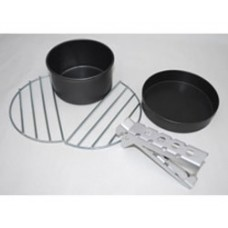 Ghillie Storm Kettle Anodised Cook Kit for large and mid size kettles