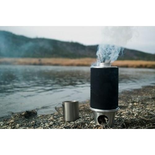mKettle -hard anodised mini storm kettle