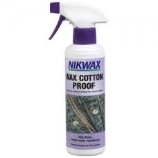 Nikwax Wax Cotton Proof 300ml Spray On