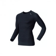 Odlo Mens Long Sleeve Cubic Light Crew Neck