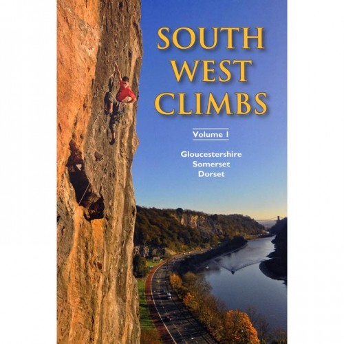 South West Climbs Volume 1 CC Guide Book